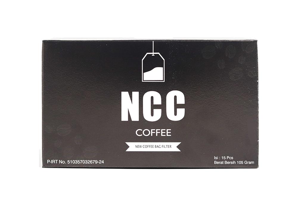 Portfolio - NCC Coffee - JMS Packaging Company