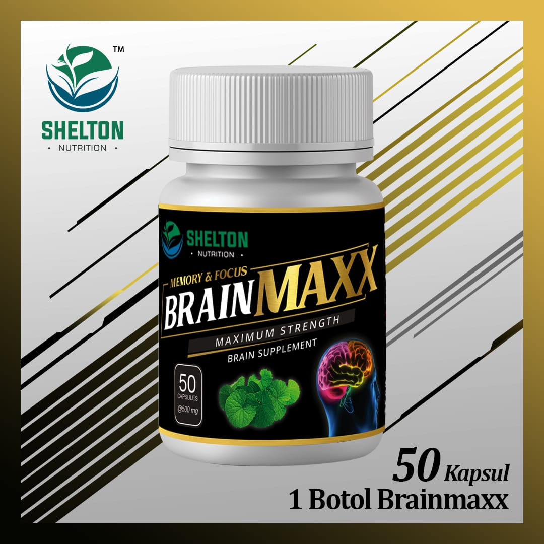 Product Brain Maxx - Shelton Nutrition